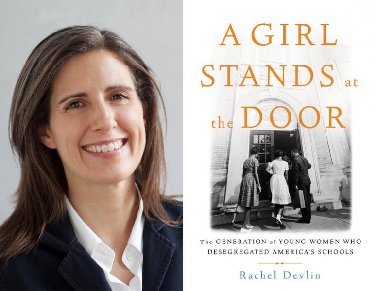 Rachel Devlin, A Girls Stands at the Door