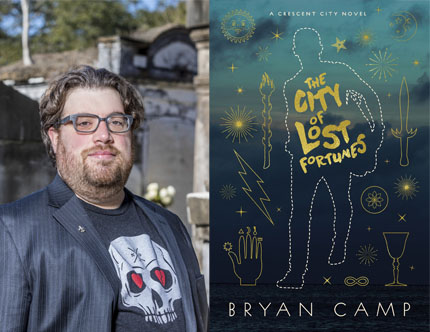 Bryan Camp, The City of Lost Fortunes, Left Bank Books