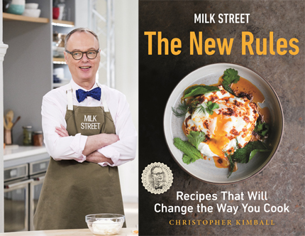 Christopher Kimball, The new rules