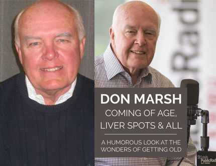 Don Marsh, Coming of Age, Liver Spots and All, Left Bank Books