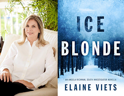 Elaine Viets, Ice Blonde, Left Bank Books