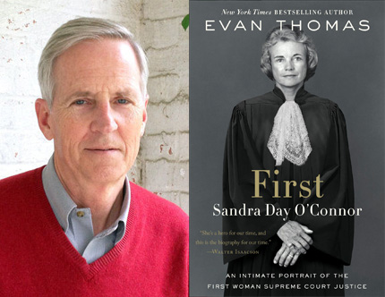 Evan Thomas, First, Left Bank Books