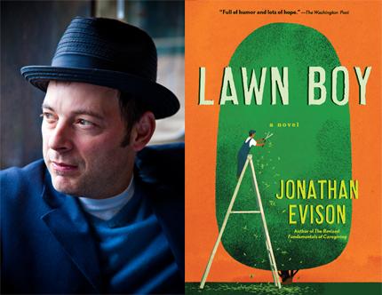 Jonathan Evison, Lawn Boy, Left Bank Books