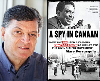 Marc Perrusquia, A Spy in Canaan, Left Bank Books