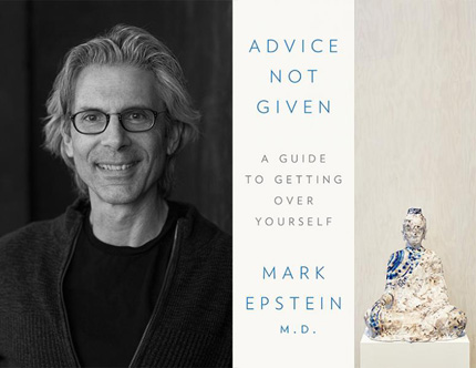Mark Epstein, Advice Not Given, Left Bank Books