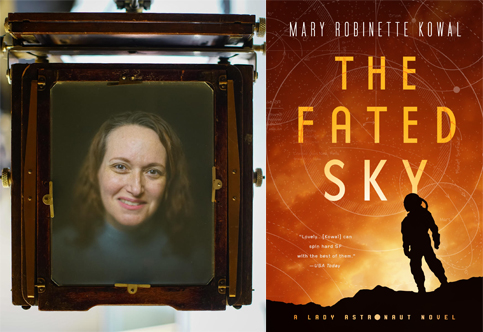 Mary Robinette Kowal, The Fated Sky, Left Bank BOoks