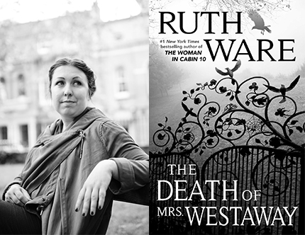Ruth Ware, The Death of Mrs. Westaway, Left Bank Books