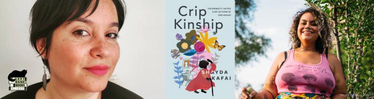 Shayda Kafai with adrienne maree brown - Crip Kinship